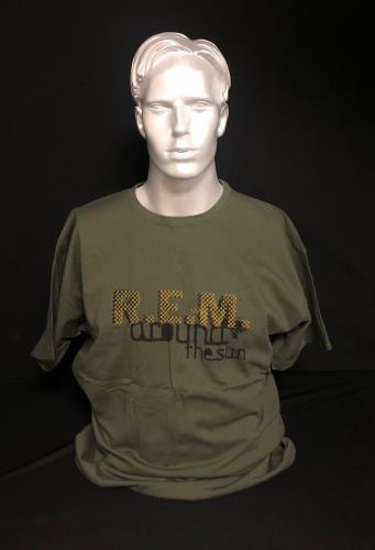 REM Around The Sun t-shirt UK REMTSAR729163