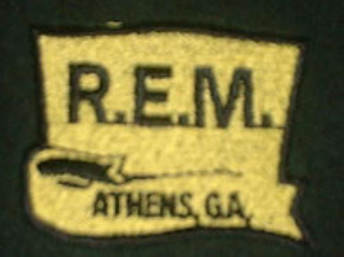 REM Baseball Jacket - Large jacket UK REMJABA02127
