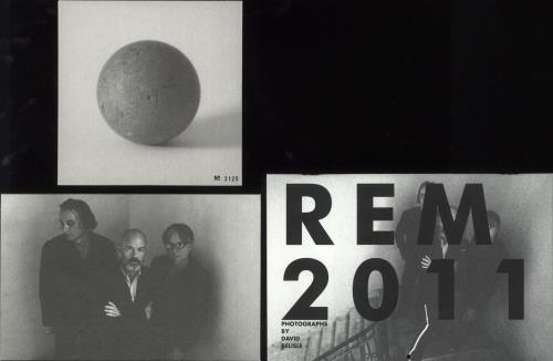 """REM Christmas (Baby Please Come Home) - Fanclub Pack 2010 CD single (CD5 / 5"""") US REMC5CH746378"""