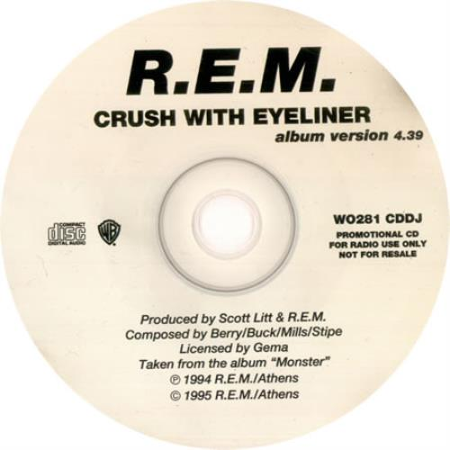 """REM Collection Of 3 Promotional CD Singles CD single (CD5 / 5"""") UK REMC5CO423486"""