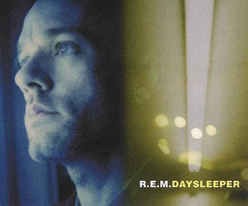 "REM Daysleeper CD single (CD5 / 5"") German REMC5DA122776"