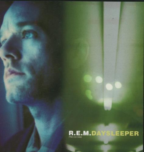 """REM Daysleeper CD single (CD5 / 5"""") US REMC5DA123224"""