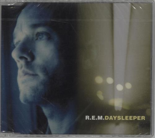 "REM Daysleeper CD single (CD5 / 5"") German REMC5DA676084"