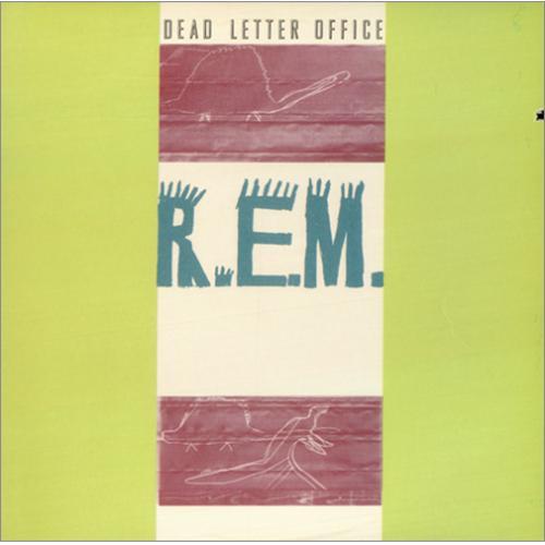 REM Dead Letter Office vinyl LP album (LP record) US REMLPDE426194