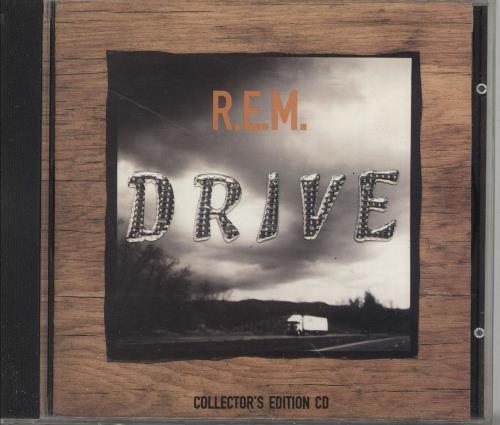 "REM Drive: Collectors Edition CD single (CD5 / 5"") UK REMC5DR09921"