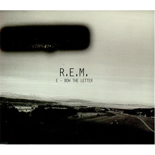 """REM E-Bow The Letter CD single (CD5 / 5"""") German REMC5EB174943"""