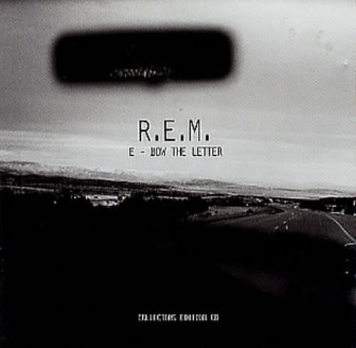 """REM E-bow The Letter CD single (CD5 / 5"""") German REMC5EB69530"""