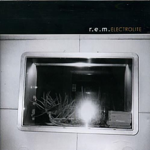 "REM Electrolite CD single (CD5 / 5"") UK REMC5EL78664"