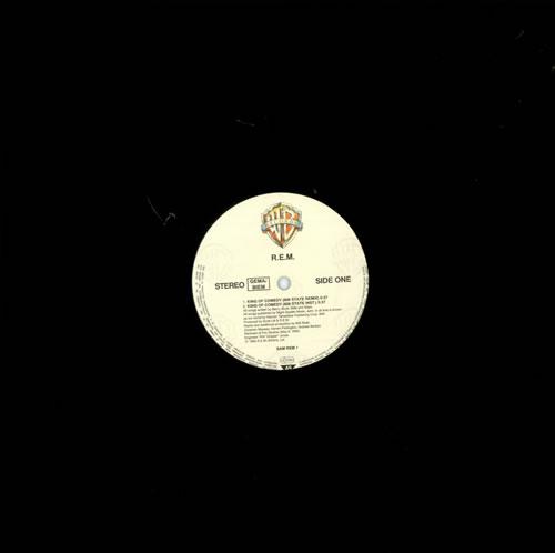 "REM King Of Comedy 12"" vinyl single (12 inch record / Maxi-single) German REM12KI57986"