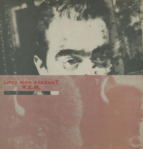 REM Lifes Rich Pageant vinyl LP album (LP record) UK REMLPLI362423