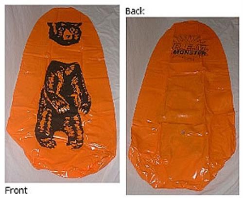 REM Monster - Roly Poly Bop Bag memorabilia US REMMMMO42007