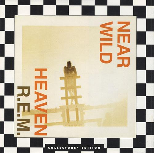 "REM Near Wild Heaven CD single (CD5 / 5"") UK REMC5NE05261"
