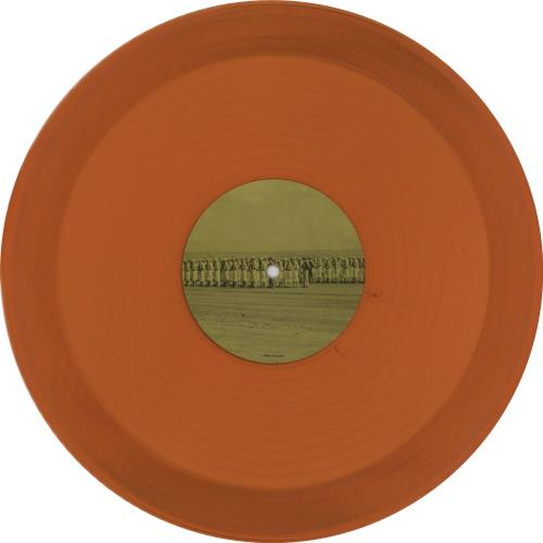 "REM Orange Crush - Orange Vinyl 12"" vinyl single (12 inch record / Maxi-single) US REM12OR15672"