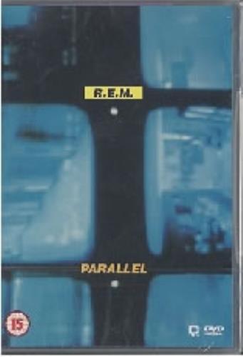 REM Parallel DVD UK REMDDPA184580