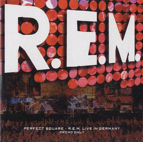 REM Perfect Square DVD UK REMDDPE276421
