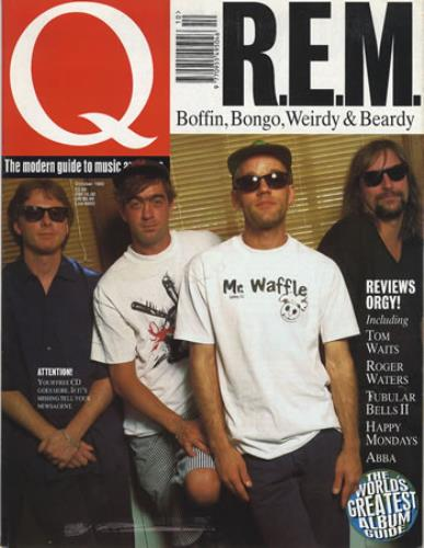 REM Q Magazine magazine UK REMMAQM374565