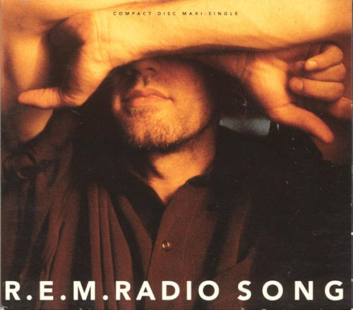 "REM Radio Song CD single (CD5 / 5"") US REMC5RA05233"