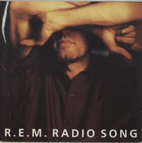 "REM Radio Song 12"" vinyl single (12 inch record / Maxi-single) UK REM12RA82425"