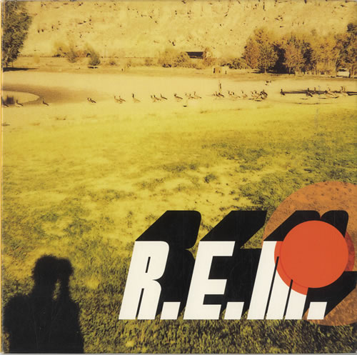 REM Reveal - limited pack CD album (CDLP) US REMCDRE552471