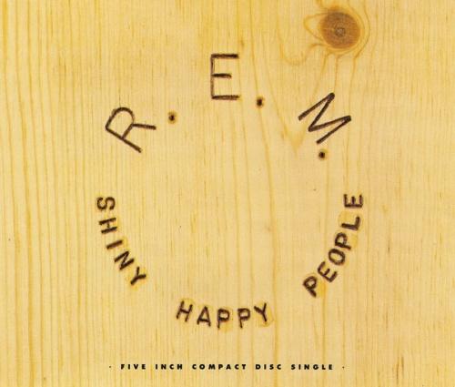 "REM Shiny Happy People - CD1 CD single (CD5 / 5"") UK REMC5SH57245"
