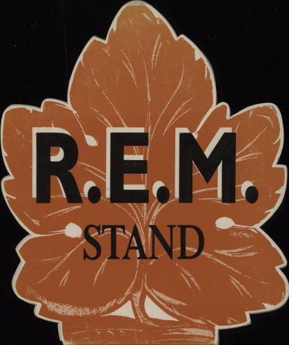 "REM Stand - Leaf Pack 3"" CD single (CD3) UK REMC3ST07322"