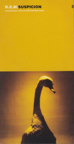 "REM Suspicion 3"" CD single (CD3) UK REMC3SU139440"