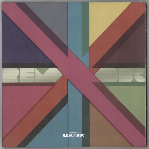 REM The Best Of R.E.M. At The BBC - 180gm 2-LP vinyl record set (Double Album) UK REM2LTH741563