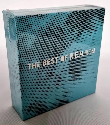 REM The Best Of REM In Time 1988-2003 - Sealed CD Single Box Set UK REMCXTH266667