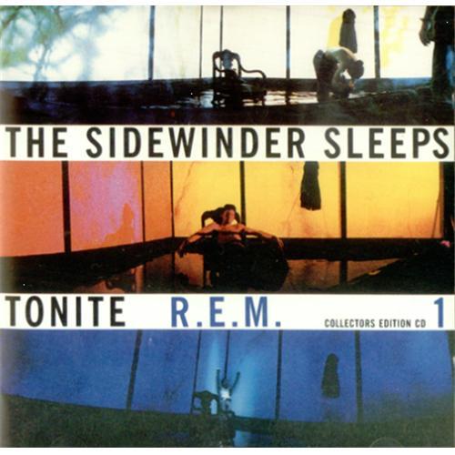 REM The Sidewinder Sleeps Tonite - CDs 1 & 2 2-CD single set (Double CD single) UK REM2STH177769