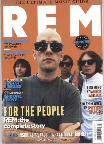 REM The Ultimate Music Guide magazine UK REMMATH736687