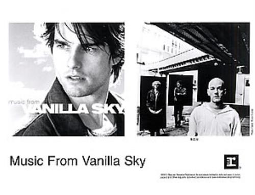 REM Vanilla Sky media press pack US REMPPVA276667