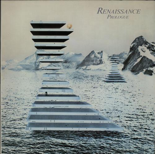 Renaissance Prologue vinyl LP album (LP record) New Zealand RENLPPR640003