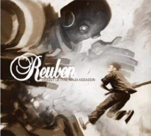 "Reuben Deadly Leather Ninja Assassin CD single (CD5 / 5"") UK REUC5DE414677"