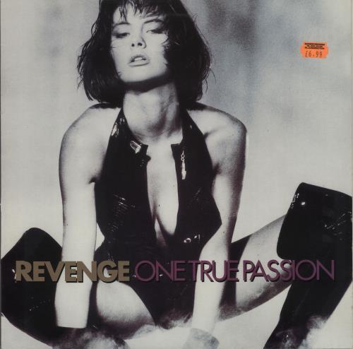 Revenge One True Passion vinyl LP album (LP record) UK REVLPON117578