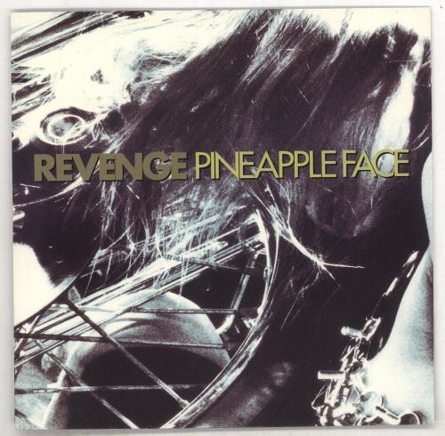 "Revenge Pineapple Face 7"" vinyl single (7 inch record) UK REV07PI175053"