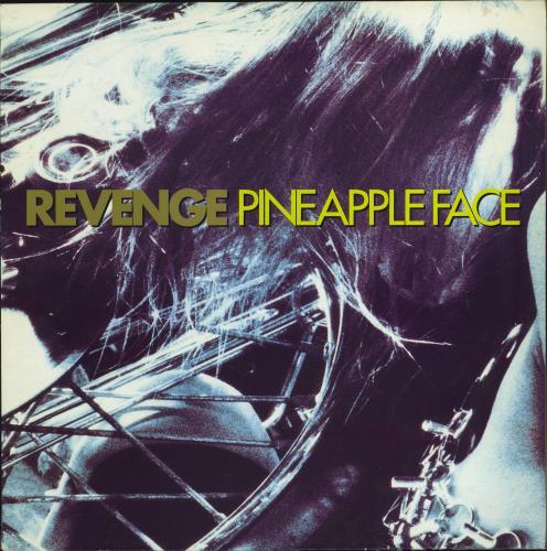 "Revenge Pineapple Face 12"" vinyl single (12 inch record / Maxi-single) UK REV12PI87234"