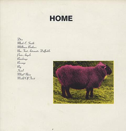 Revenge Wende vinyl LP album (LP record) UK REVLPWE263652