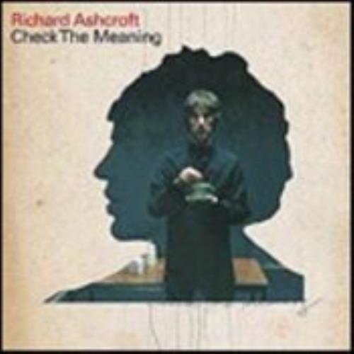 Richard Ashcroft Check The Meaning UK CD single (CD5 / 5