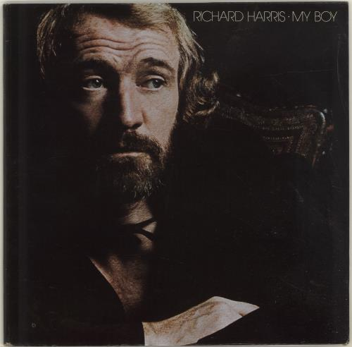 Richard Harris My Boy vinyl LP album (LP record) US RHRLPMY698753