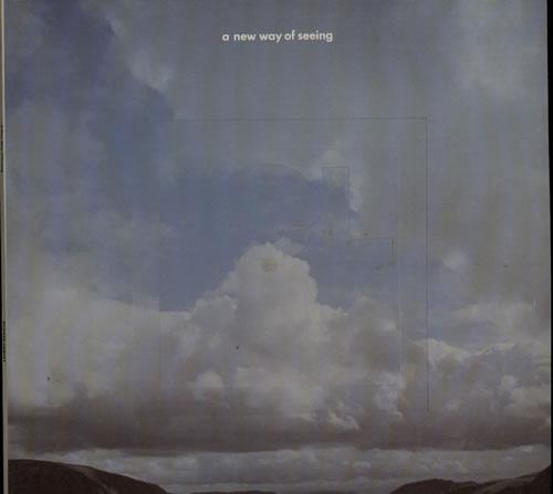 Richard Harvey A New Way Of Seeing - Autographed vinyl LP album (LP record) UK RI-LPAN626143