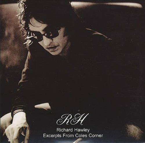 "Richard Hawley Excerpts From Coles Corner CD single (CD5 / 5"") UK WLEC5EX377439"
