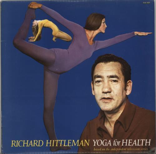 Richard Hittleman Yoga For Heath 2-LP vinyl record set (Double Album) UK YKD2LYO689682