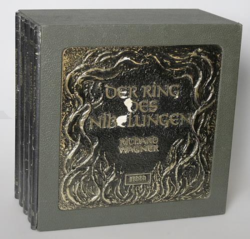 Richard Wagner Der Ring Des Nibelungen Georg Solti Uk