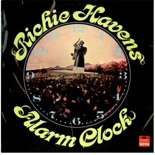 Richie Havens Alarm Clock vinyl LP album (LP record) UK CHVLPAL420902