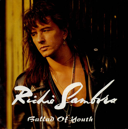 Richie Sambora Ballad Of Youth German 7 Quot Vinyl Single 7