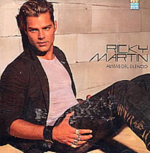 Ricky Martin Almas Del Silencio 2 CD album set (Double CD) Mexican RKM2CAL253608
