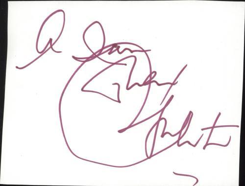 Ricky Martin Autograph memorabilia UK RKMMMAU732398