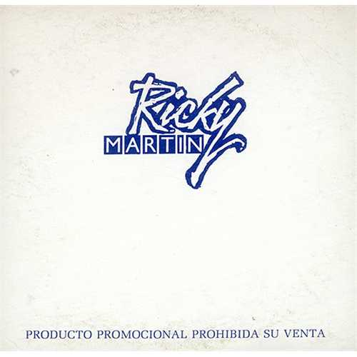 """Ricky Martin No Me Pidas Mas CD single (CD5 / 5"""") Mexican RKMC5NO412166"""