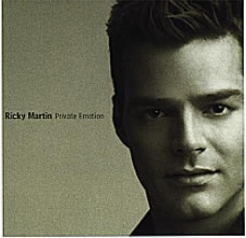 Ricky Martin Private Emotion U...