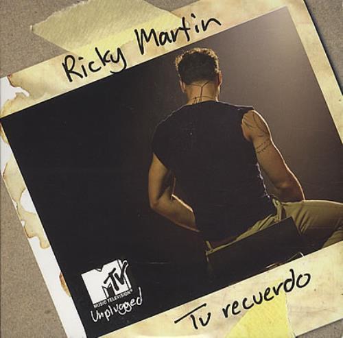 "Ricky Martin Tu Recuerdo CD single (CD5 / 5"") Mexican RKMC5TU382860"
